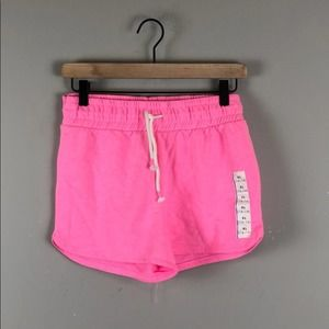 Cat & Jack Pink Pull On Shorts - Girl's XL (14/16)